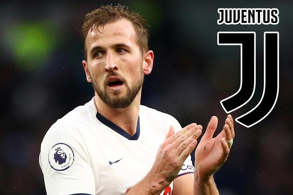 MU đề nghị mua Umtiti, Juventus ký Harry Kane