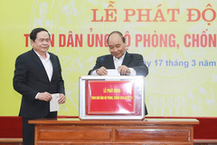 Thủ tướng: Tôi có niềm tin Việt Nam sẽ chặn đứng đại dịch Covid-19