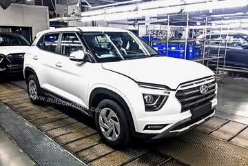 Hyundai Creta 2020 chốt sổ 10.000 xe chỉ sau 10 ngày