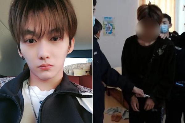 Ca sĩ Trung Quốc quỵ ngã với án 3 năm tù tội lừa bán khẩu trang