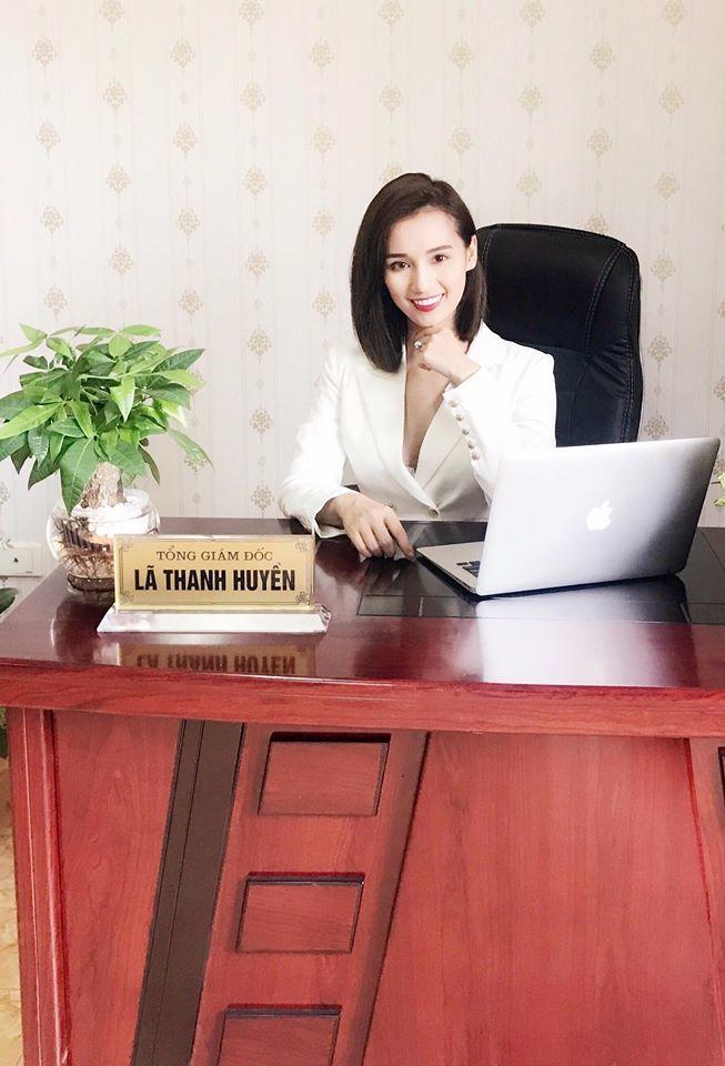 Cuộc sống sang chảnh của Lã Thanh Huyền, bao người ghen tỵ