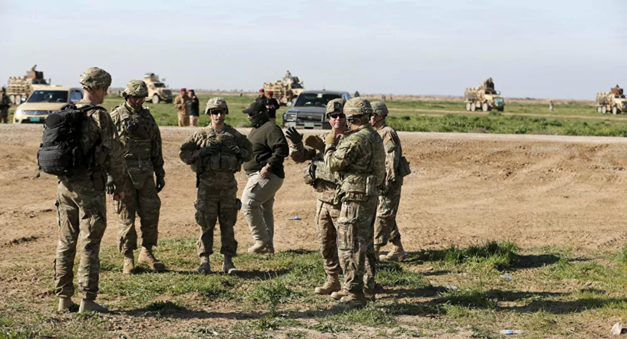 Căn cứ quân NATO ở Iraq bị nã tên lửa