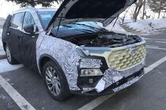 SUV 7 chỗ mới của Ford lộ diện tại Trung Quốc