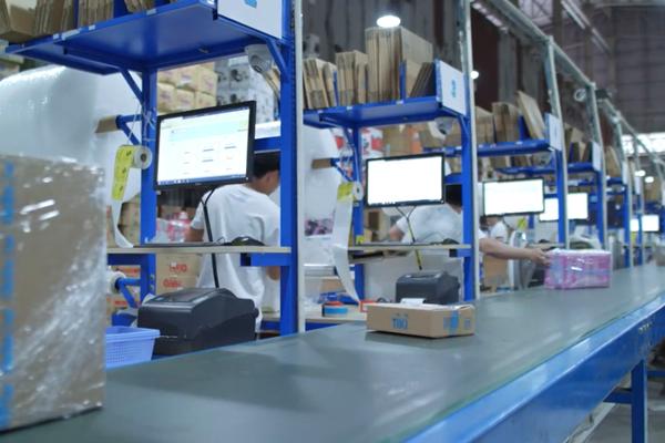 Thương mại điện tử được mùa, đạt ngưỡng 5.000 đơn hàng/phút