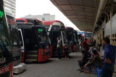 Cao điểm Tết, Hà Nội tăng cường hơn 2.000 lượt xe khách