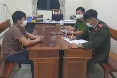 Đăng tin 'dịch Covid-19 lan tràn cả làng', thanh niên Hà Tĩnh bị triệu tập