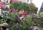 Thời tiết hôm nay 18/3, khí lạnh tràn về, Hà Nội gió giật mưa giông