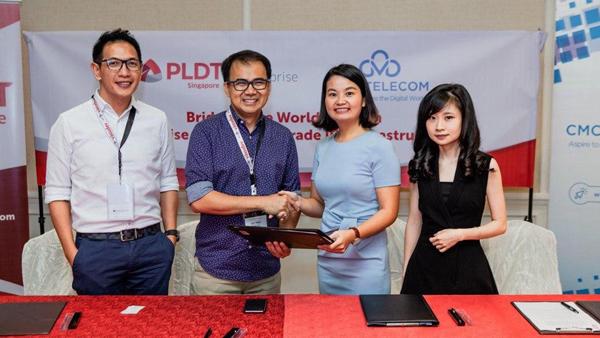 CMC Telecom bắt tay đối tác Philippines phát triển thị trường châu Á-TBD