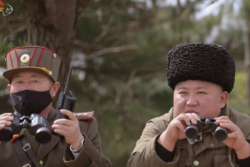 Đô đốc Mỹ nói về hoạt động tên lửa Triều Tiên thời đại dịch Covid-19