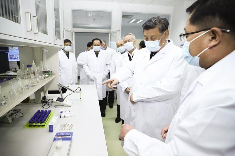 Đua với Mỹ, TQ bắt đầu thử nghiệm vắc-xin phòng Covid-19 trên người