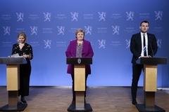 Thủ tướng Na Uy tổ chức họp báo riêng trả lời mọi câu hỏi của trẻ về Corona