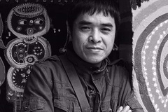 Meditation helps ethnic minority artist find himself