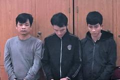 Bắt 3 đối tượng quay trộm clip các cặp đôi quan hệ tình dục rồi tống tiền