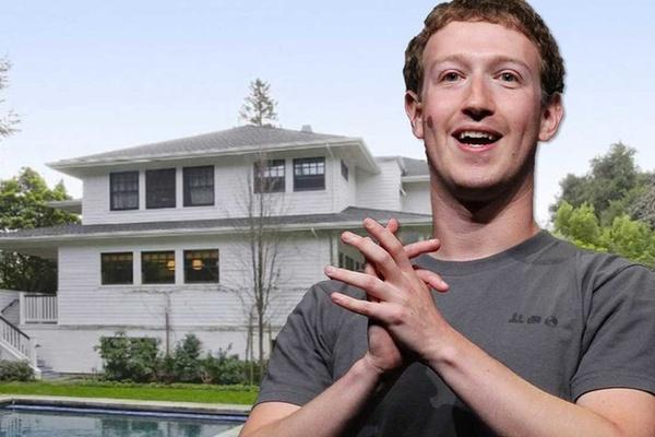 Các tỷ phú giàu nhất thế giới chọn sống trong những căn nhà bình dị