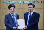 Bộ Giáo dục có Vụ trưởng Vụ Giáo dục Trung học mới