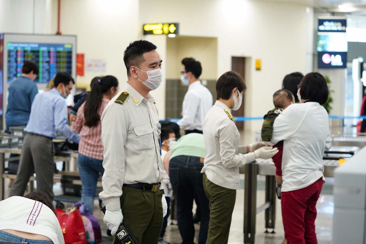 Gần 7.000 người từ các nước châu Âu, ASEAN về Việt Nam hôm nay