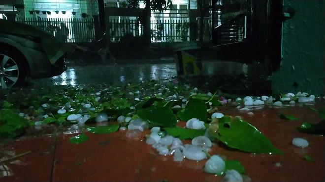Hailstones hit northern Vietnam