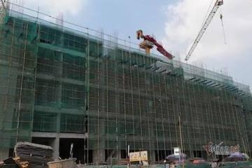 """Ký hợp đồng bán căn hộ không theo mẫu, chủ dự án chung cư bị """"tuýt còi"""""""