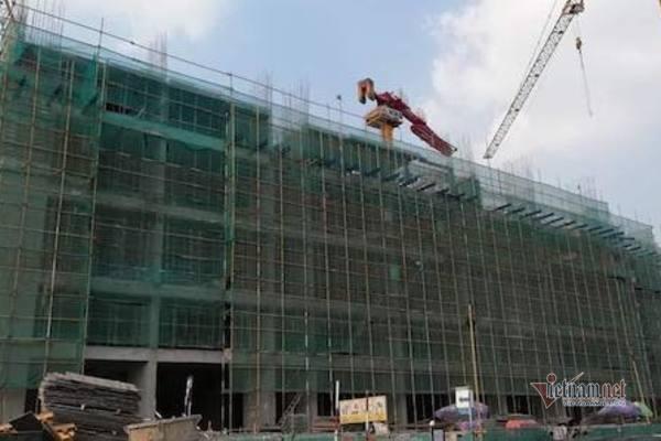 Ký hợp đồng bán căn hộ không theo mẫu, chủ dự án chung cư bị 'tuýt còi'