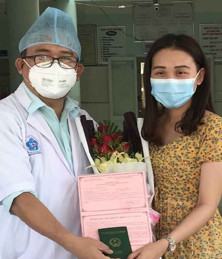 Tâm thư xúc động của cô gái Bình Dương gửi bác sĩ trong khu cách ly