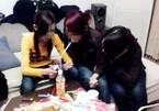 Luật sư 'phê' ma túy cùng 6 người trong căn hộ ở Thanh Hóa