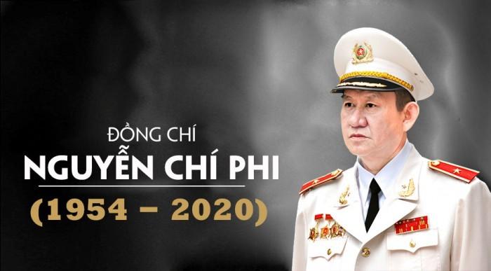 Thiếu tướng Nguyễn Chí Phi, nguyên Giám đốc Công an Tiền Giang qua đời
