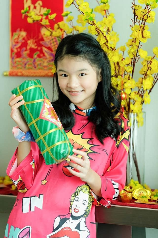 Con gái 11 tuổi nói 3 thứ tiếng của Trương Ngọc Ánh và Trần Bảo Sơn