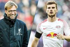 """Liverpool đại náo chuyển nhượng, săn """"hàng nóng"""" ở Đức"""