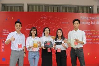 Vietnamese students make biodegradable bags from algae