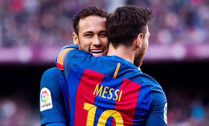 Messi đang 'buồn', đòi Barca ký ngay với Neymar