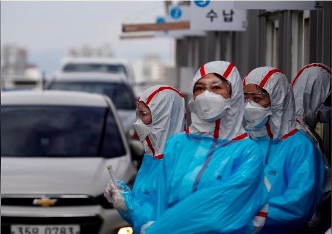Bí quyết giúp Hàn Quốc vượt Mỹ trong cuộc đua xét nghiệm người nhiễm Covid-19