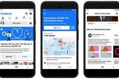 Facebook mở trung tâm thông tin Covid-19 trên News Feed