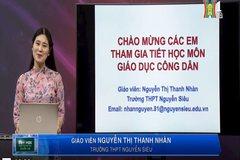 Nhà mạng sẽ phát lại các bài giảng điện tử trên nền tảng truyền hình của mình