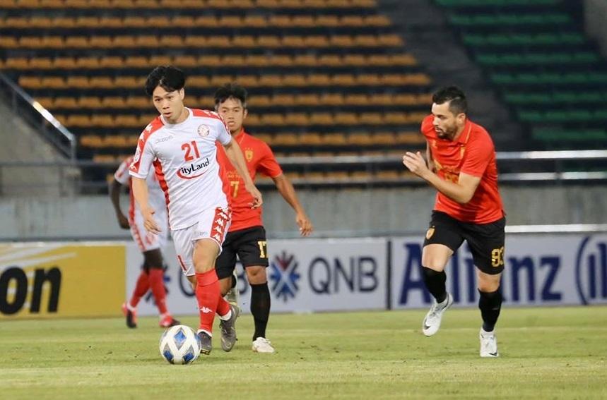 Hoãn AFC Cup vì Covid-19, Công Phượng lỡ cơ hội toả sáng