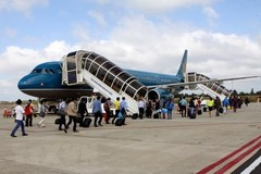 Vietnam Airlines resumes charter flights to China
