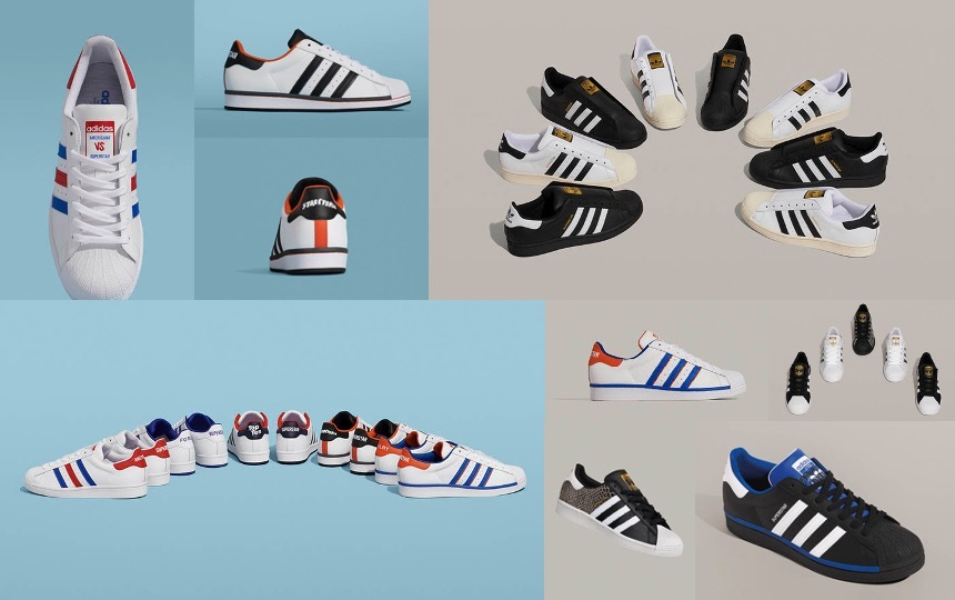 adidas ra mắt chiến dịch 'Change is a Team Sport'