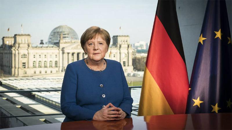 Thông điệp xúc động của Thủ tướng Merkel gửi dân Đức giữa đại dịch Covid-19