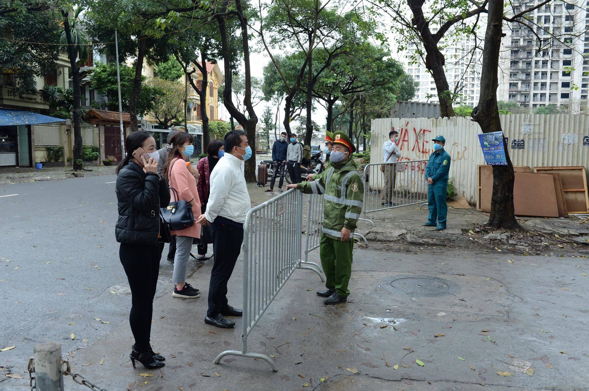 Hình ảnh khu cách ly tập trung đón 4.000 người ở Thủ đô