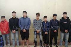 Khởi tố vụ án, tạm giữ 5 thanh niên đánh gãy mũi bác sỹ ở Hải Dương