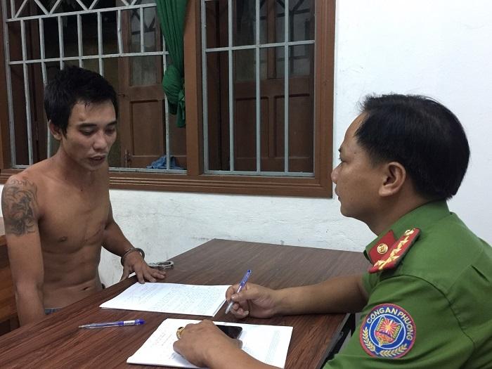 2 công an ở Đà Nẵng bị nhóm thanh niên chém nhập viện