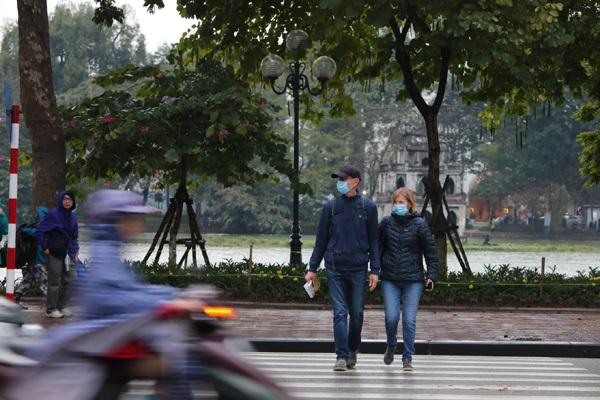 Thời tiết hôm nay 20/3, Hà Nội mưa phùn lạnh, Sài Gòn nắng cháy da