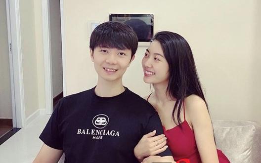 Lộ diện chồng sắp cưới của á hậu Thuý Vân