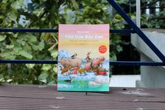 Cuốn sách truyền cảm hứng khám phá thế giới cho độc giả nhí