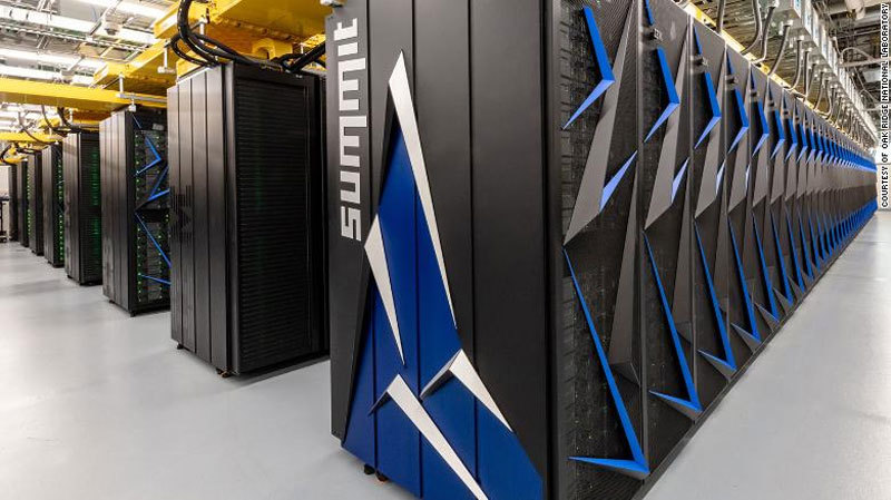 Mỹ,virus corona,Covid-19,siêu máy tính