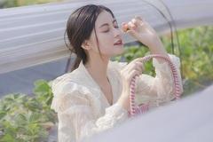 Vẻ đẹp trong veo như sương mai của cô gái Bắc Giang