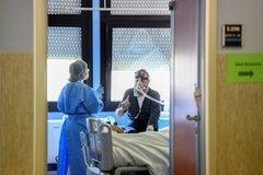 Tình cảnh đau lòng tại bệnh viện ở Italia