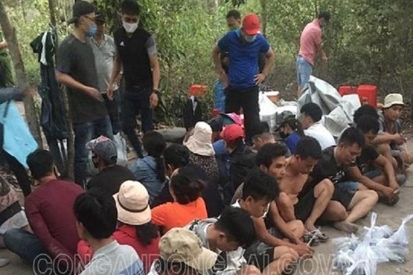 Trùm cờ bạc nổi tiếng ở Biên Hòa bị bắt giữ