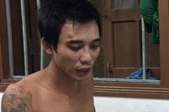 Lời khai nghi phạm chém 2 trung úy công an ở Đà Nẵng