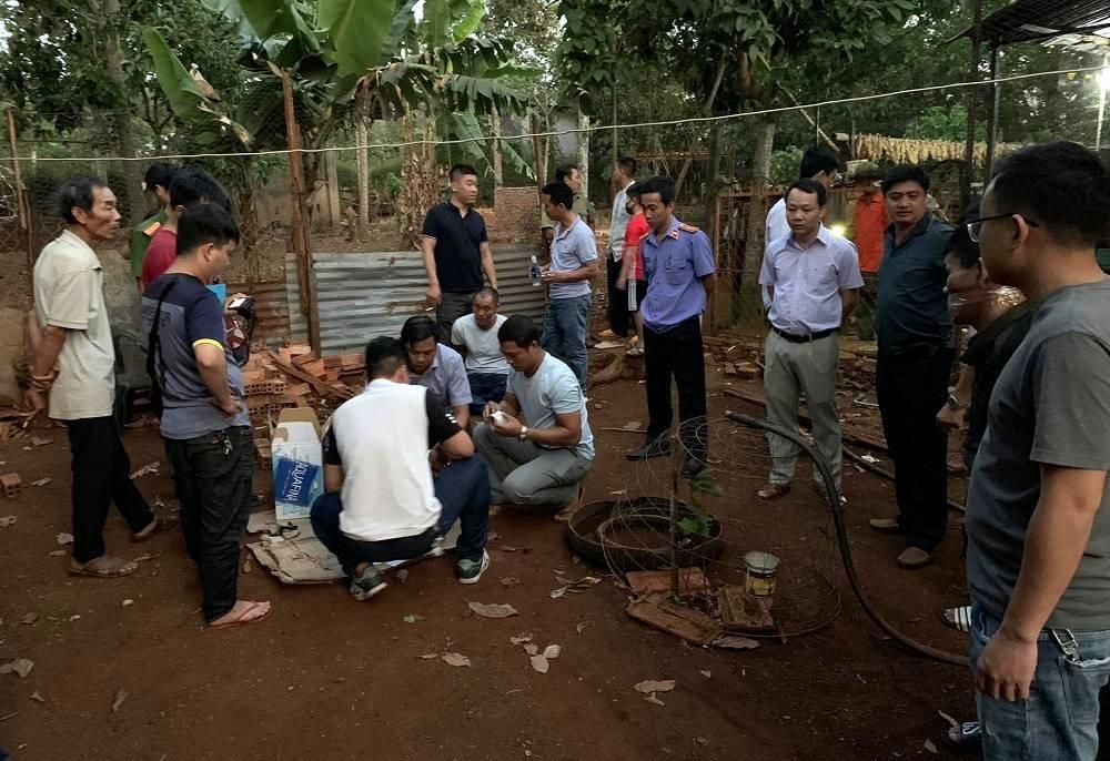 Thuê ô tô chở cả cân ma túy đá vào Đắk Lắk bán cho bạn tù