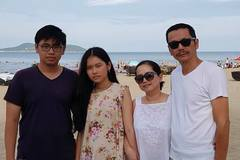 NSND Trung Anh như ngồi trên đống lửa vì con trai mắc kẹt ở Thái Lan